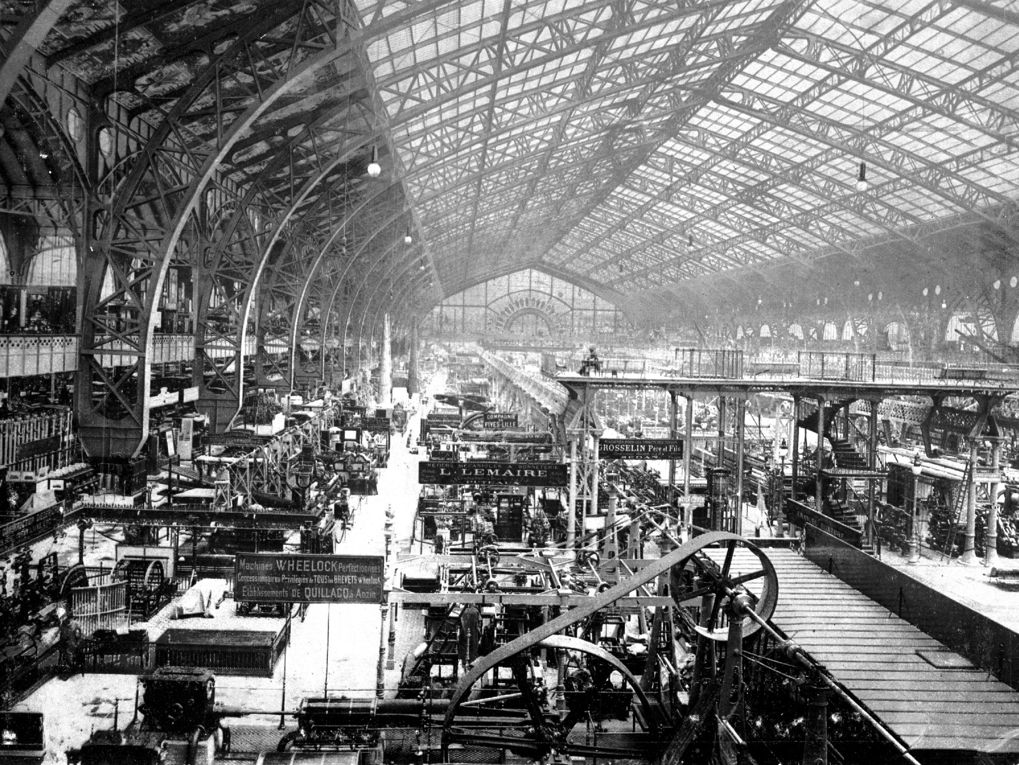 exposition universelle 19eme siècle paris