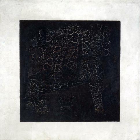 Le carré noir de Malevitch