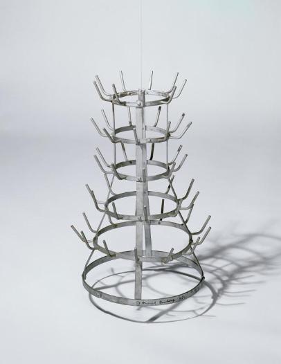 Porte bouteille de Duchamp