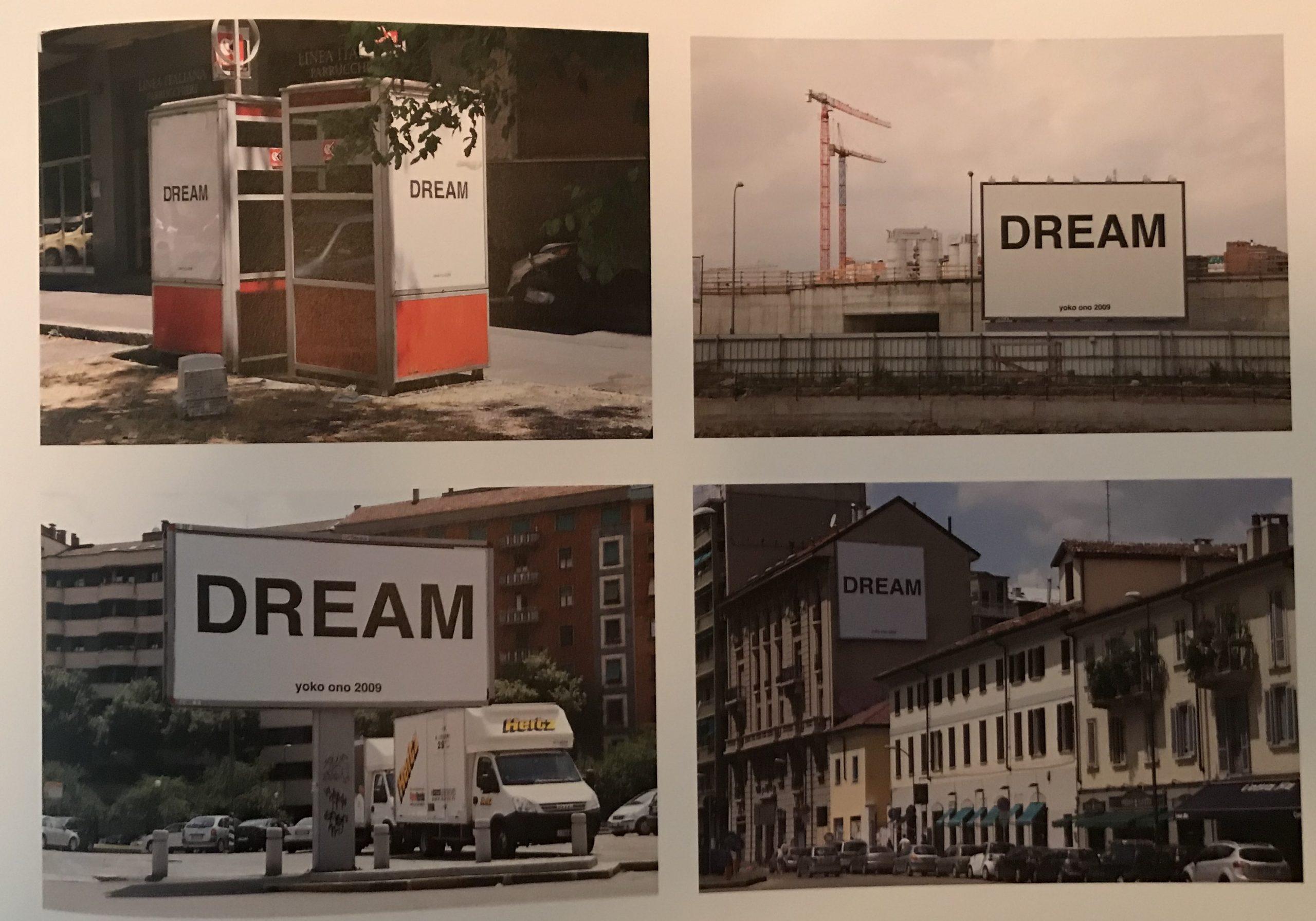 panneaux publicitaires DREAM