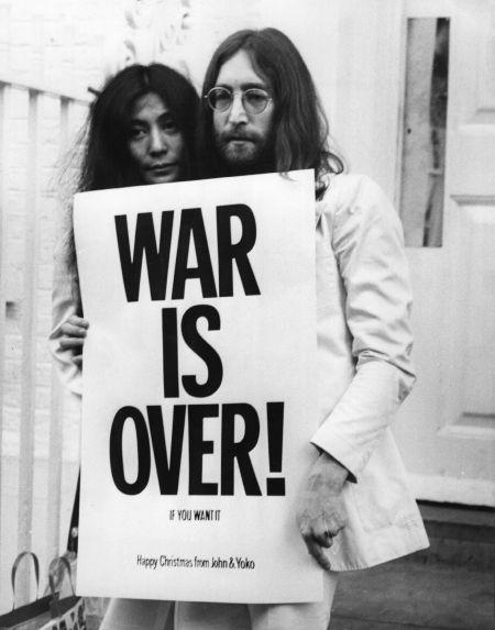 affiche la guerre est finie