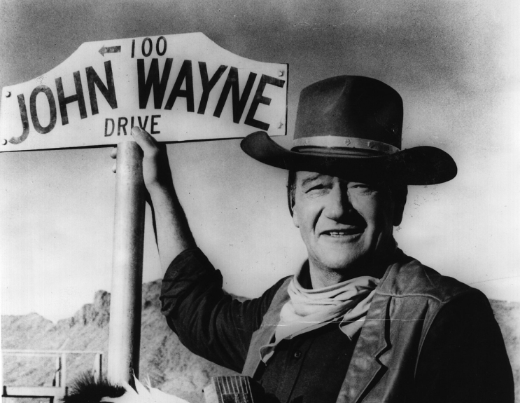 art culture john wayne film