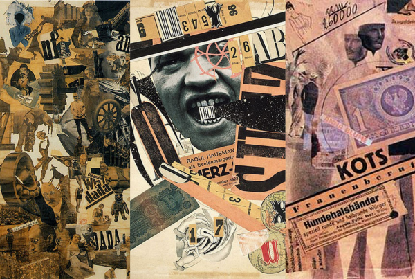 collage dada