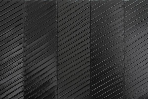 monochrome noir abstraction lyrique