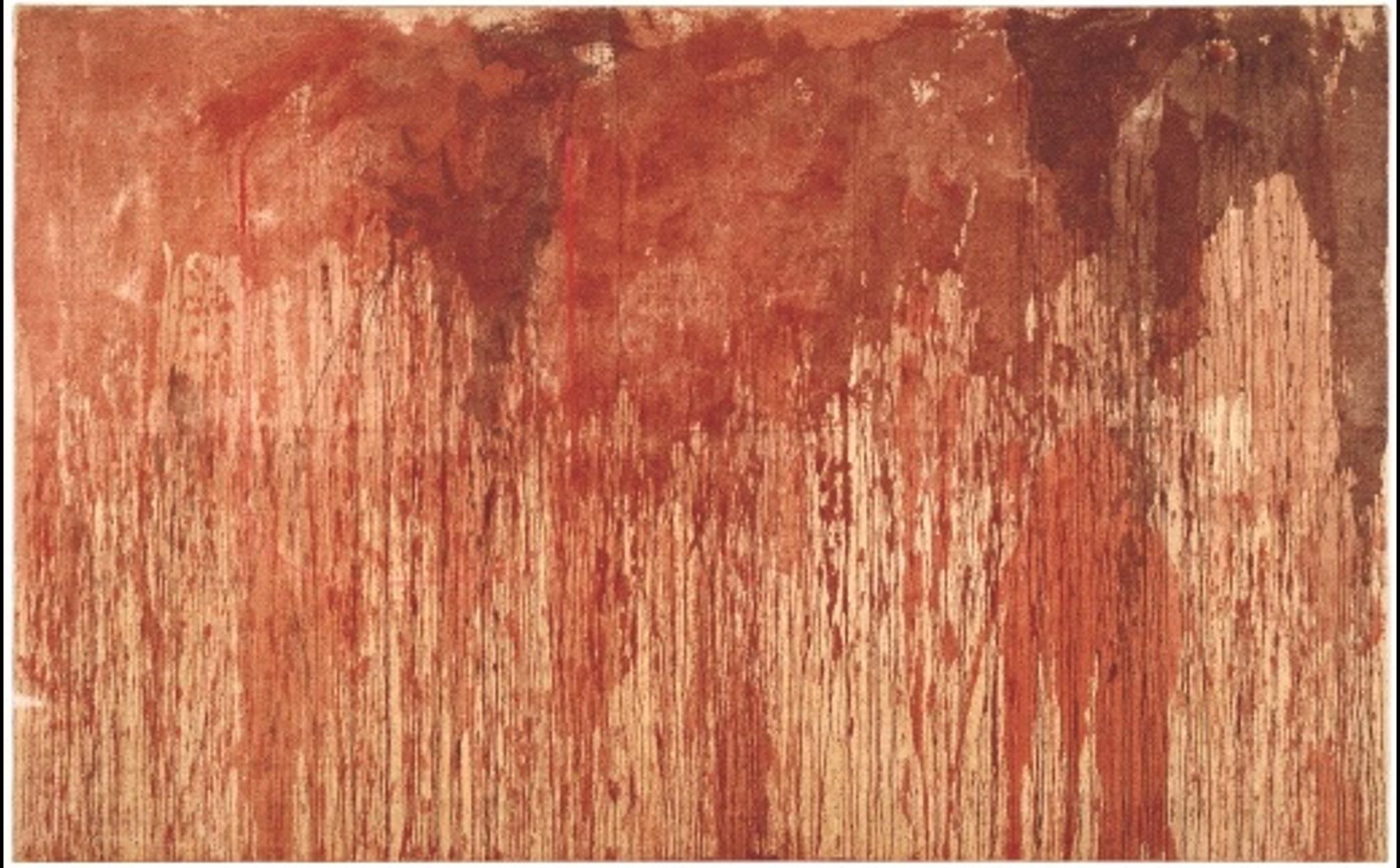 peinture actionniste Hermann Nitsch